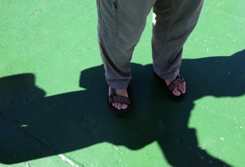 Jim's-feet