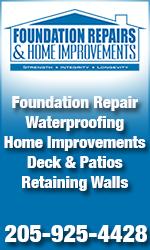 Foundation Repairs & Home Improvements, Inc.