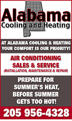Alabama Cooling And Heating