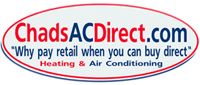 Website for Chad's A/C Direct