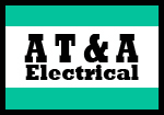 Website for A T & A Electrical, Inc.