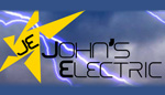 Website for John's Electric, Inc.
