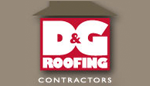 Website for D & G Roofing Contractors