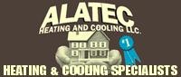 Website for Alatec Heating & Cooling, LLC