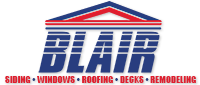 Website for Blair Remodeling