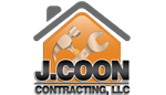 Website for J. Coon Contracting, LLC