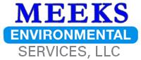 Website for Meeks Environmental Services, LLC