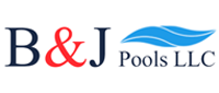 Website for B & J Pools, LLC