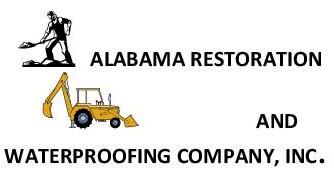 Website for Alabama Restoration & Waterproofing Company, Inc.