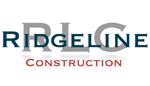 Website for Ridgeline Construction HSV, Inc.