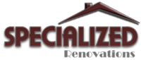 Website for Specialized Renovations, LLC