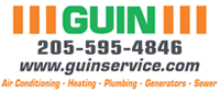 Website for Guin Service, LLC