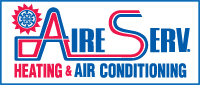 Website for Aire Serv Over the Mountain
