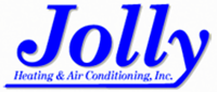 Website for Jolly Heating & Air Conditioning, Inc.