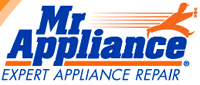 Website for Mr. Appliance Over the Mountain