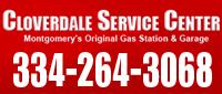 Website for Cloverdale Service Center