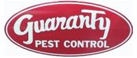 Website for Guaranty Pest Control, Inc.