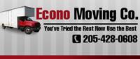 Website for Econo Moving, Inc.