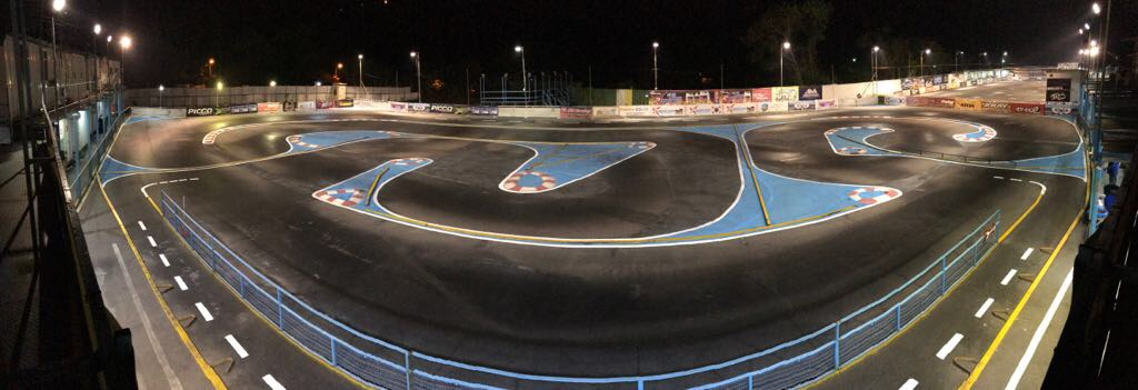TRC RACEWAY NIGHT PIC