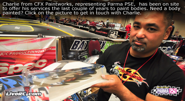 Charlie B. from CFX Paintworks