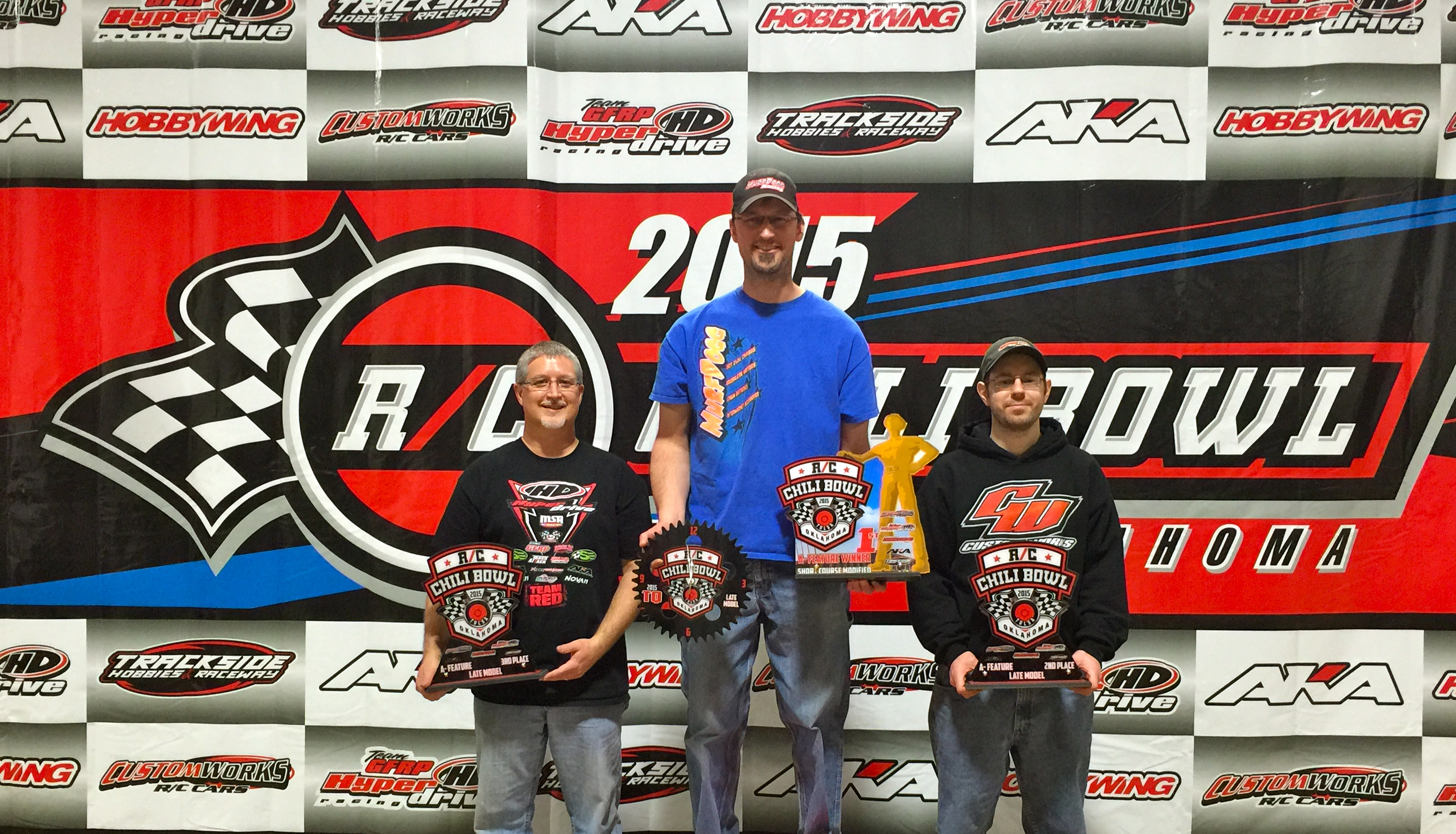 MODIFIED LATE MODEL PODIUM