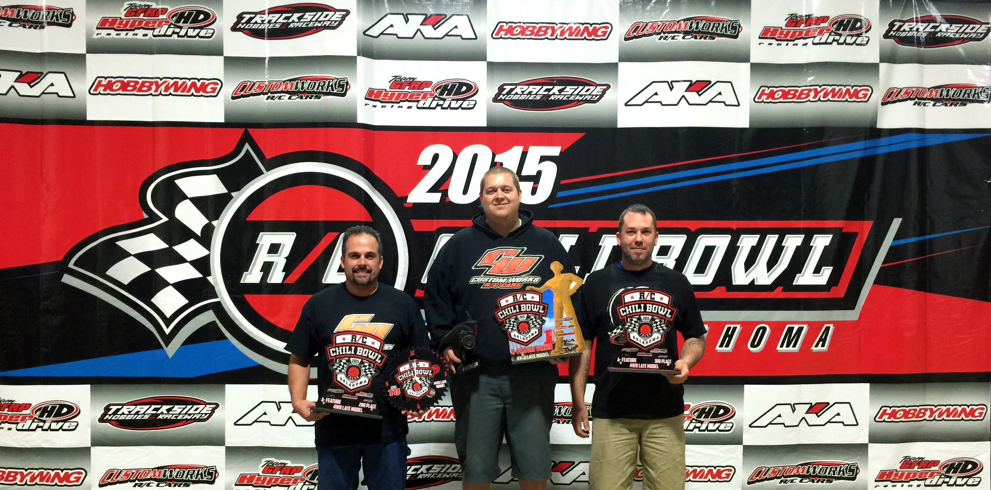 4WD LATE MODEL PODIUM