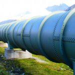 Rupture in a Crude Oil carrying pipeline to Sapugaskanda