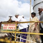 Ceylon Petroleum Corporation commences local production of Bitumen