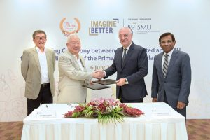 Prima Limited establishes $2 million scholarship at SMU