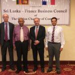 Sri Lanka - France Business Council Welcomes New French Ambassador Eric Lavertu