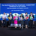 Private sector companies in Sri Lanka that provide childcare support gain significant business benefits, finds IFC's new report