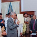 Sri Lanka: Mahinda Rajapaksa says Yahapalanaya lead under Premiership of Ranil borrowed over US $ 20.7 Bn from abroad