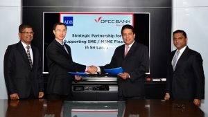 ADB Funding for DFCC to Improve Access to Finance for MSMEs in Sri Lanka