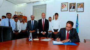 Kavan Ratnayaka assumes duties as the Chairman, Sri Lanka Ports Authority