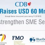 CDB raises USD 60 Million in foreign funding for SMEs