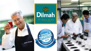 Dilmah is voted by New Zealand as their most trusted tea brand for the 5th year in a row