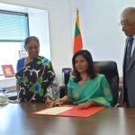 High Commissioner-Designate Of Sri Lanka to Singapore Sashikala Premawardhane Assumes Duties