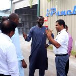 World's wealthiest Black national business tycoon's brother visits Sri Lanka to discuss business opportunities