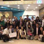 Japanese Tour Operators/ Agents participate in a FAM Tour to promote Sri Lanka as a travel destination