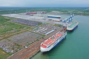 Hambantota International Port reaches 1 million MT benchmark for 2019