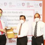 CA Sri Lanka signs MoU with People's Bank for special COVID-19 loan scheme for members