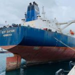 HIP ship repair team embarkations under strict Government regulations