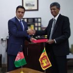 Ceylon Chamber of Commerce and Afghanistan Chamber of Commerce & Investment Sign Historic MOU to Expand Bilateral Trade and Investment