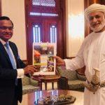 Sri Lanka, Oman to enhance economic cooperation