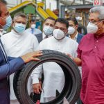South Asia's Largest Tyre Manufacturing Plant Now in Sri Lanka