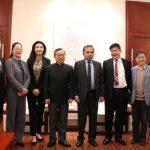 Ambassador Dr. Palitha Kohona Meets with Senior Officials and NGOs in Shanghai