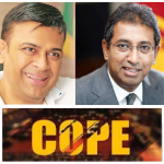 Dr. Harsha De Silva nominated for the COPE