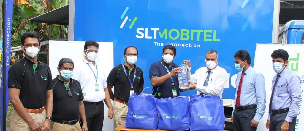 SLT-MOBITEL provides relief to flood-affected communities