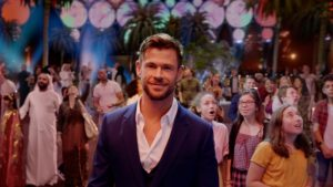 Emirates partners with Chris Hemsworth in a bold new campaign inviting visitors to experience Expo 2020 Dubai