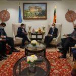 Sri Lanka - British Ministers discuss Trade, Investment, and Domestic Reconciliation Process